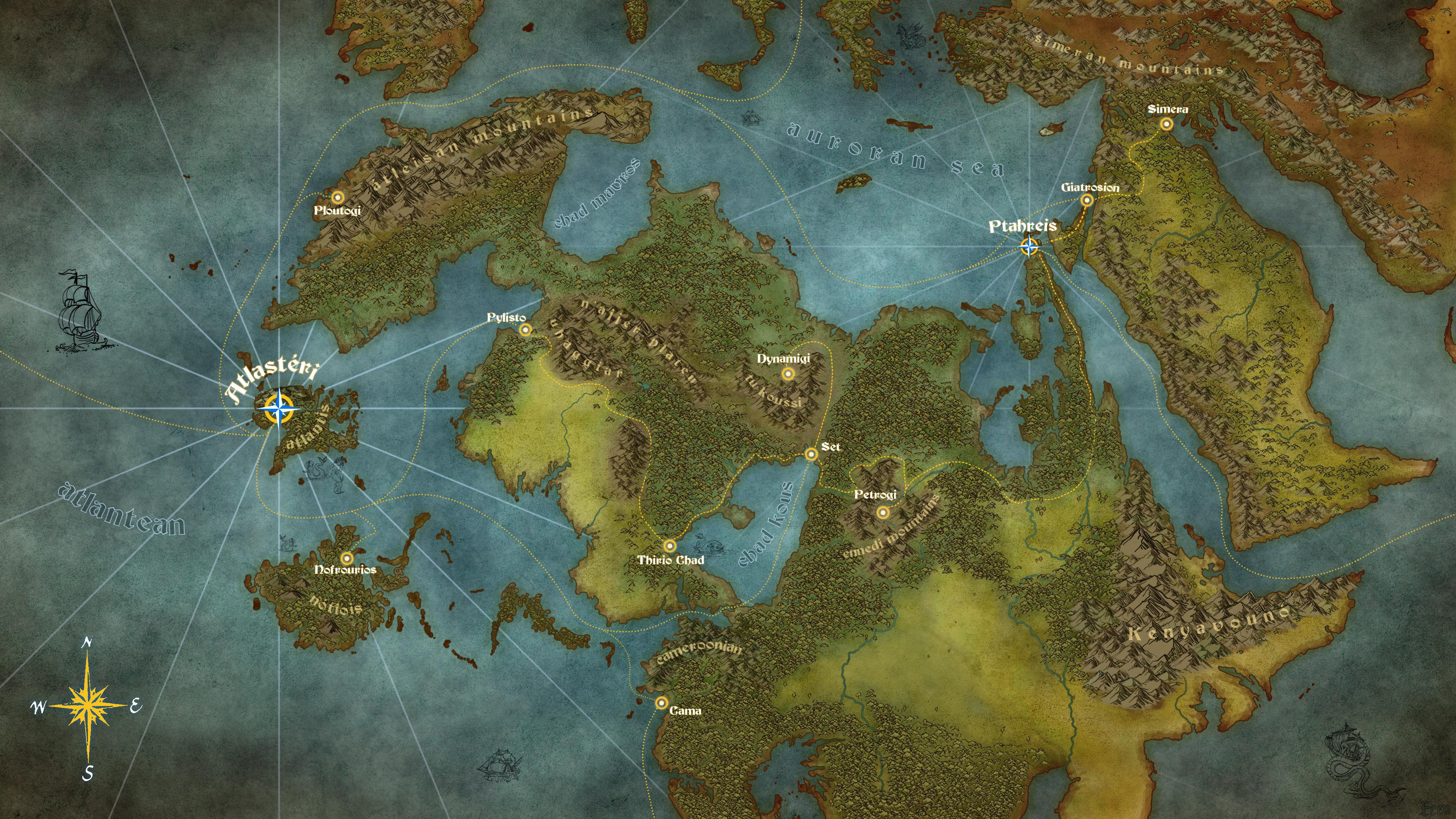 Atlantean Empire